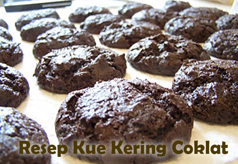 Kue Kering Coklat 9 Aneka Resep Kue Kering Coklat Dan
