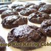 Kue Kering Coklat ( 9 Aneka Resep Kue kering Coklat dan Coklat Chip )