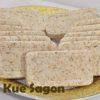 Kue Sagon (Cara Membuat Kue Sagon Sederhana dan Nikmat )